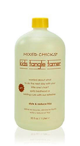 Mixed Chicks Kids Tangle Tamer Style & Reduce Frizz 1000ml -