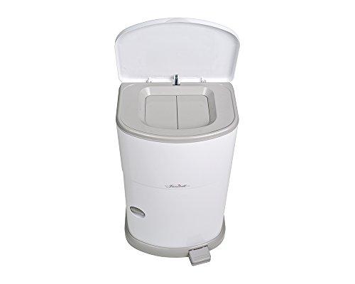 Windeleimer JANIBELL Akord, 41 Liter | Windel-Eimer für Erwachsene | Diskretes Windel-Entsorgungs-System | Entsorgung Inkontinenz-Material