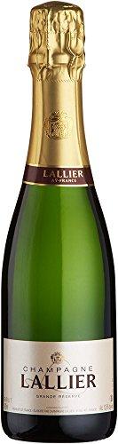 Champagne Lallier Grand Cru Grande Réserve Brut (37.5cl) Nv. Champagne, France. (pinot Noir, Chardonnay) 12 X 37.5cl