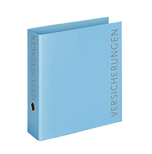 Veloflex 4142001 Briefordner A4, Themenordner, Steuern Rechnungen Versicherungen Home&Work, zufällige Farbe, 1 Stück