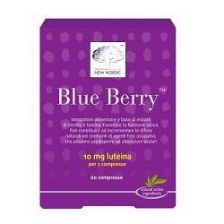supplément alimentaire utile per al funzione visiva blue berry 120 comprimés