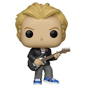 Funko Pop Sting (The Police 118) Funko Pop Cantantes y Músicos