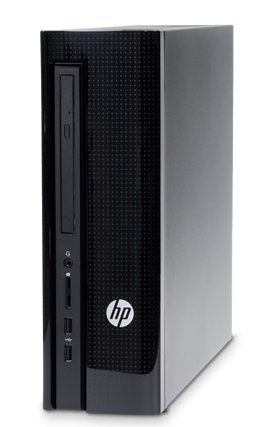 HP Slimline 450-114il Desktop PC (PQC J2900-4GB-500GB-DOS)