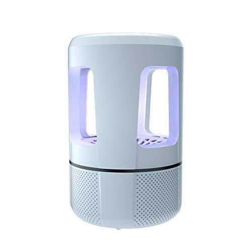 YWLINK USB MüCkenlampe Mosquito Insect Killer Lichtfalle Lampe Stumm Schalten Tragbar Camping Schlafzimmer Wohnzimmer Anti-MüCke