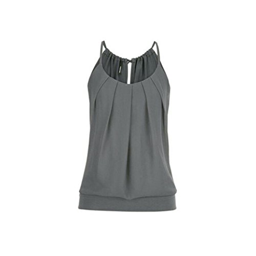 IMJONO Damen günstige sommerhemden Modern Gestreiftes Coole männer Regular Kurzarmhemd Leinenhemd Langarm taillierte Online markenhemden bügelfrei Gestreift(EU-50/CN-5XL,Grau)