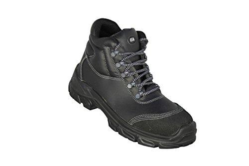gsa , Chaussures de sécurité pour homme Noir