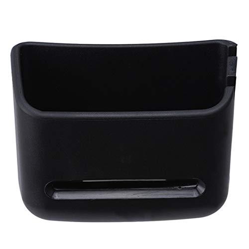 YSINFOD Armaturenbrett Halter Einfache Kunststoff Paste Auto Handy Sonnenbrille Tasche Organizer Aufbewahrungsbox Praktische Autozubehör