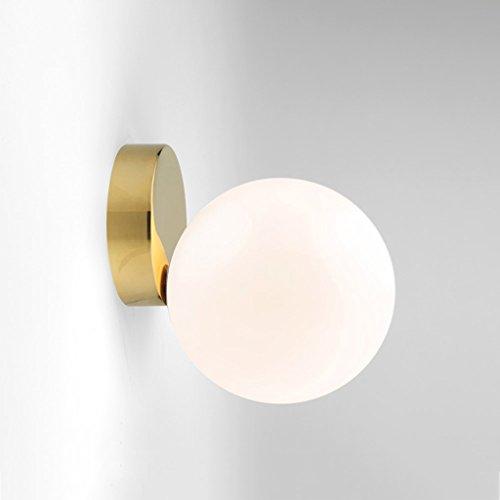 WENJUN Einfache Nachtwand Studie Wohnzimmer Korridor Gang Licht Persönlichkeit Schlafzimmer Moderne Mode Wandleuchte ( größe : C ) (Gut Dekoriert Kuchen)