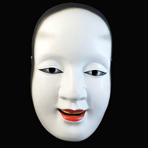 sasa Harz Handwerk, Theater Maske, Japanische NOH Maske, Prajna Maske, Japanische ()