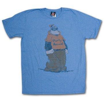 t-shirt-popeye-brutus-party-animal-vintage