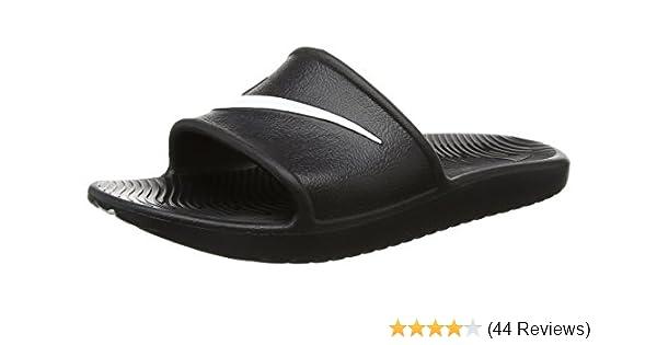 ef64ffa61b9001 Nike Men s Kawa Shower Beach   Pool Shoes  Amazon.co.uk  Shoes   Bags