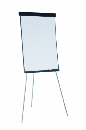 Legamaster Flipchart BASIC Triangle, 74 x 79 cm Bodenfläche, 9 kg, 68 x 105 cm, Anthrazit