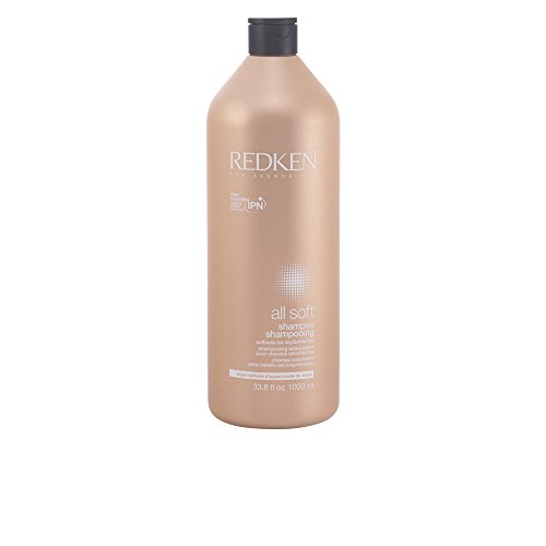 Redken All Soft Shampoo, 1er Pack (1 x 1000 ml) Shampoo Conditioner Redken