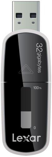 Lexar Echo MX USB 2.0 32GB Pen Drive (Black)