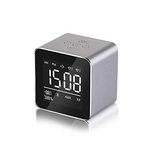 Sue Supply Drahtloser Bluetooth Lautsprecher Bass Innovativer Alarmkartensteckplatz Mini Lautsprecher