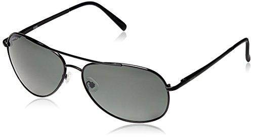 Fastrack Aviator Sunglasses (M067GR3) image