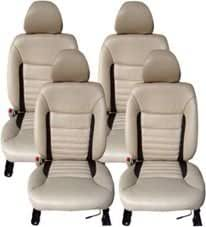 FRONTLINE PU Leather Seat Cover For Renault Scala