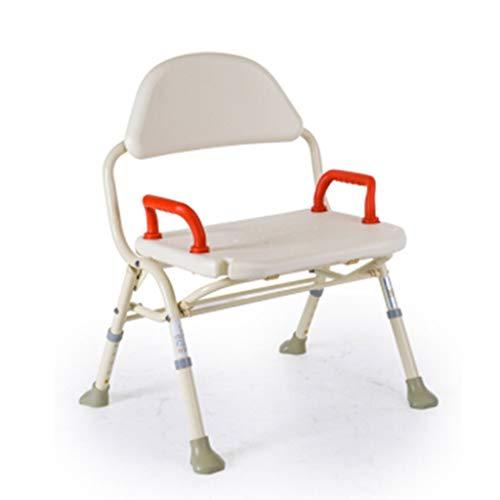 Badehocker Haushalt Rückenlehne Armlehne Verbreiterung Kissen Bad Stuhl