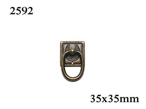 Antikmöbel Griff Schlüsselschild (2592)
