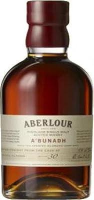 Aberlour a'bunadh Single Malt Speyside Scotch Whisky 60% 70 cl