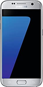Samsung Galaxy S7 SM-G930F 32GB Silver - smartphones (Single SIM, Android, NanoSIM, GSM, HSPA+, LTE) - Certified Refurbished