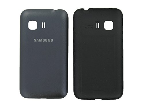 Original Samsung Galaxy Young 2 G130 Schwarz Akkudeckel - GH98-31710B (Handy Young Samsung)