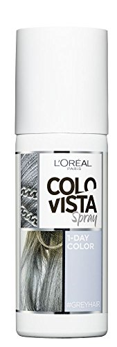 Halloween Haar Color Spray - L'Oréal Paris Colovista 1-Day Color Spray