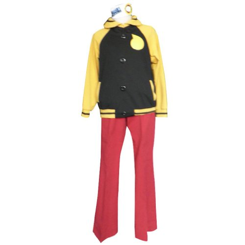 Soul Cosplay Eater Kostüm - Dream2Reality japanische Anime Soul Eater Cosplay Kostuem - Soul 1st Ver Outfit X-Large