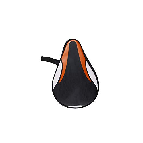 Hemore wasserdichte Tischtennis Tasche Ping-Pong Paddel Case Premium-Speicher-Fall Bester Tischtennis-Paddel-Abdeckung kompatibel für Bonus-Kugel-Lagerung 1 Set