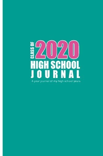 High School Journal - Class of 2020 by Vivian Tenorio (2016-03-24)