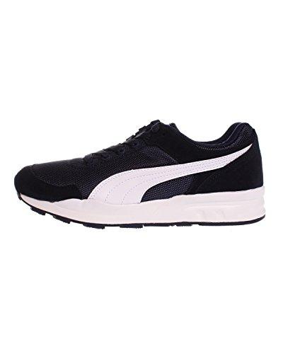 Puma Xt 0, Chaussures de Running Compétition Mixte Adulte, Noir Bleu (Bleu paon)