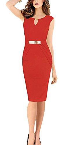 sunifsnow-vestido-ajustado-basico-sin-mangas-para-mujer-rojo-rosso-small