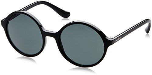 Vogue Gradient Round Women'S Sunglasses - (0Vo5036Sw44/1152|52. 0|Gray Gradient) image