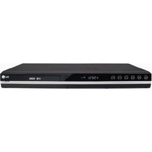 LG RH 387 H DVD- und Festplatten-Rekorder 160 GB (Multiformat, DivX-Zertifiziert, MP3 to HDD Jukebox Function, USB, HDMI)  schwarz -