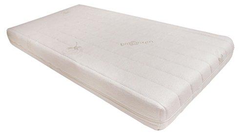 Tineo 572653 Komfort Latex Matratze, 60 x 120 x 11 cm