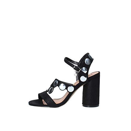 06 MILANO 0630 Sandalo Donna Nero 38