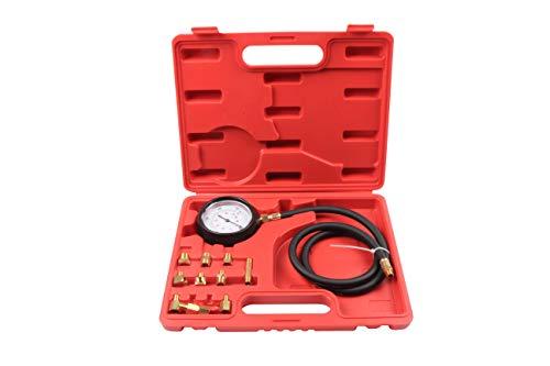 SLPRO® Motor Öldruck Tester Öldruckprüfer Messgerät Öldrucktester Werkzeug Prüfer 0-28 bar