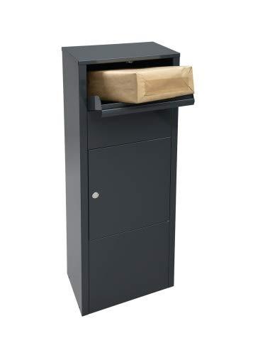 MEFA Paketkasten/Paketbox Hazel, RAL 7016 anthrazitgrau