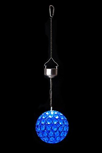 Solarbetriebener Farbwechsel-Lichtball von SPV Lights: Der Solarlicht- & Beleuchtungsspezialist (2 Jahre kostenlose Gewährleistung inklusive) - 6