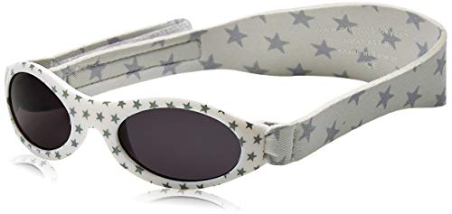 Baby Banz Stellar Dooky Sunglasses - Silver
