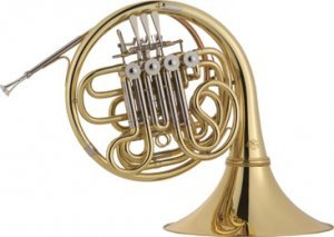 French Horn Outfit J Michael Full Double F / Bb Inc:Instrument made ready and thoroughly checked by professional before dispatch.