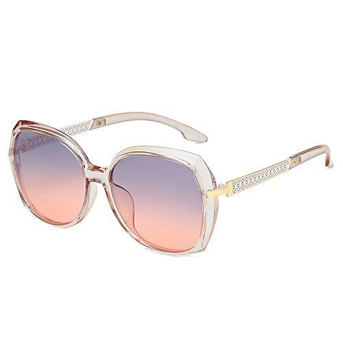 BLEVET Mode Mujer Polarizado Gafas sol Oversized 100%