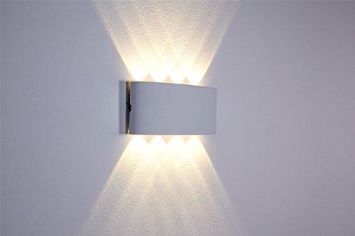 Lampade a led da parete per interni lampade da parete per scale