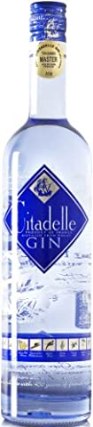 Citadelle French Gin - Voted Best Super Premium Gin - Distilled from Wheat