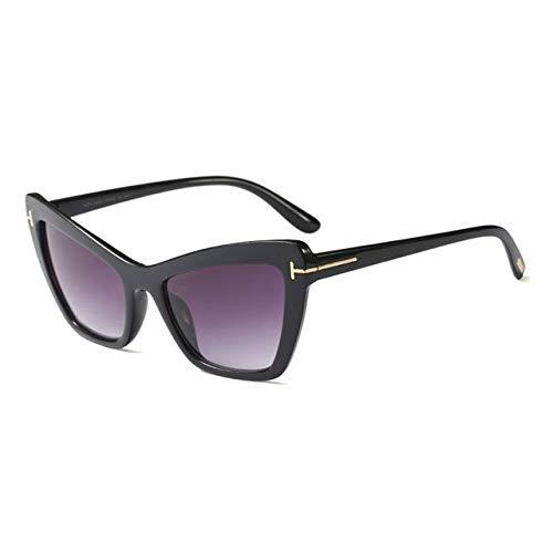 GFF 45567 Cat Eye Sonnenbrille Männer Frauen Vintage T Rahmen Marke Brille Designer Mode Männlich Weiblich