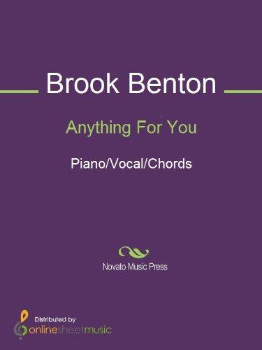 Anything For You (English Edition) (Benton Brooks)