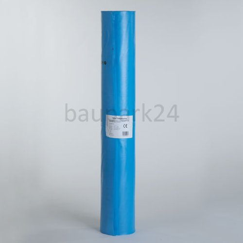 bauFIT Dampfsperrfolie 4m x 12,5m = 50m² Dampfsperre