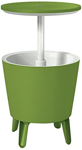 Keter 6093 Cool Bar, grün / weiß
