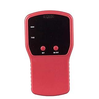 LD Shop-Tools Digital-Formaldehyd-Detektor Luftqualität Tester Analyzer TVOC Gasanalysator Werkzeug Formaldehyd-Instrument