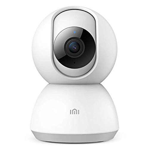 IMI 1080P FHD Telecamera IP WIFI Interno Senza Fil...